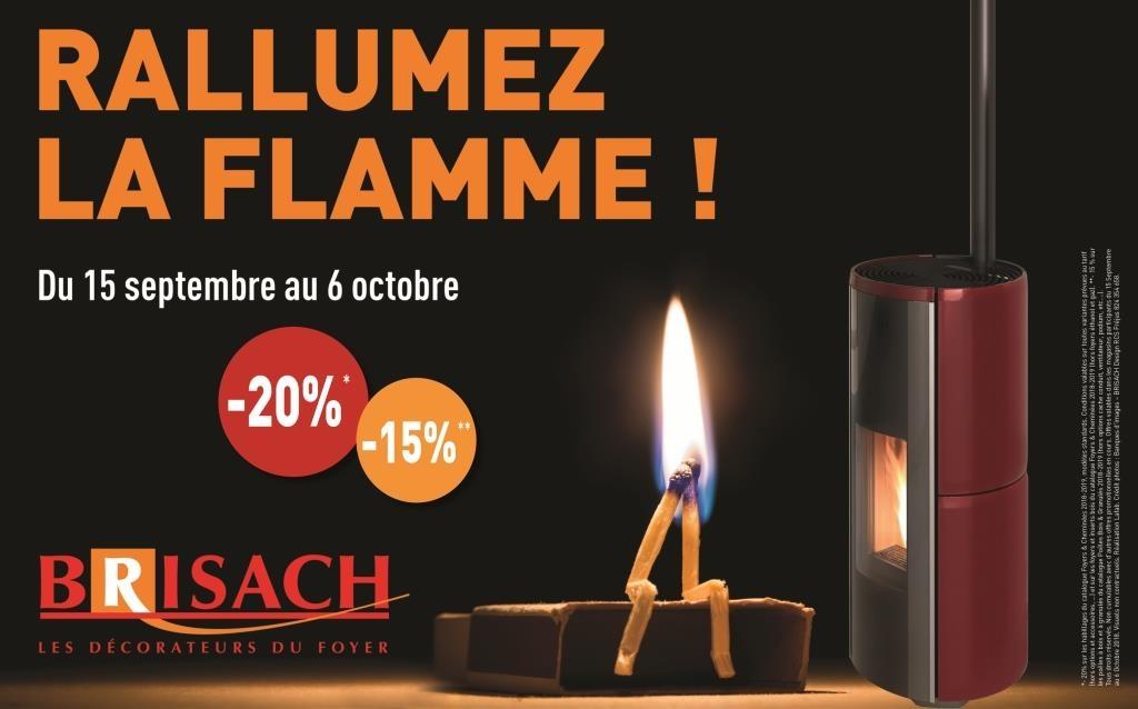 Offre promotionnelle BRISACH du 15 septembre au 6 octobre 2018