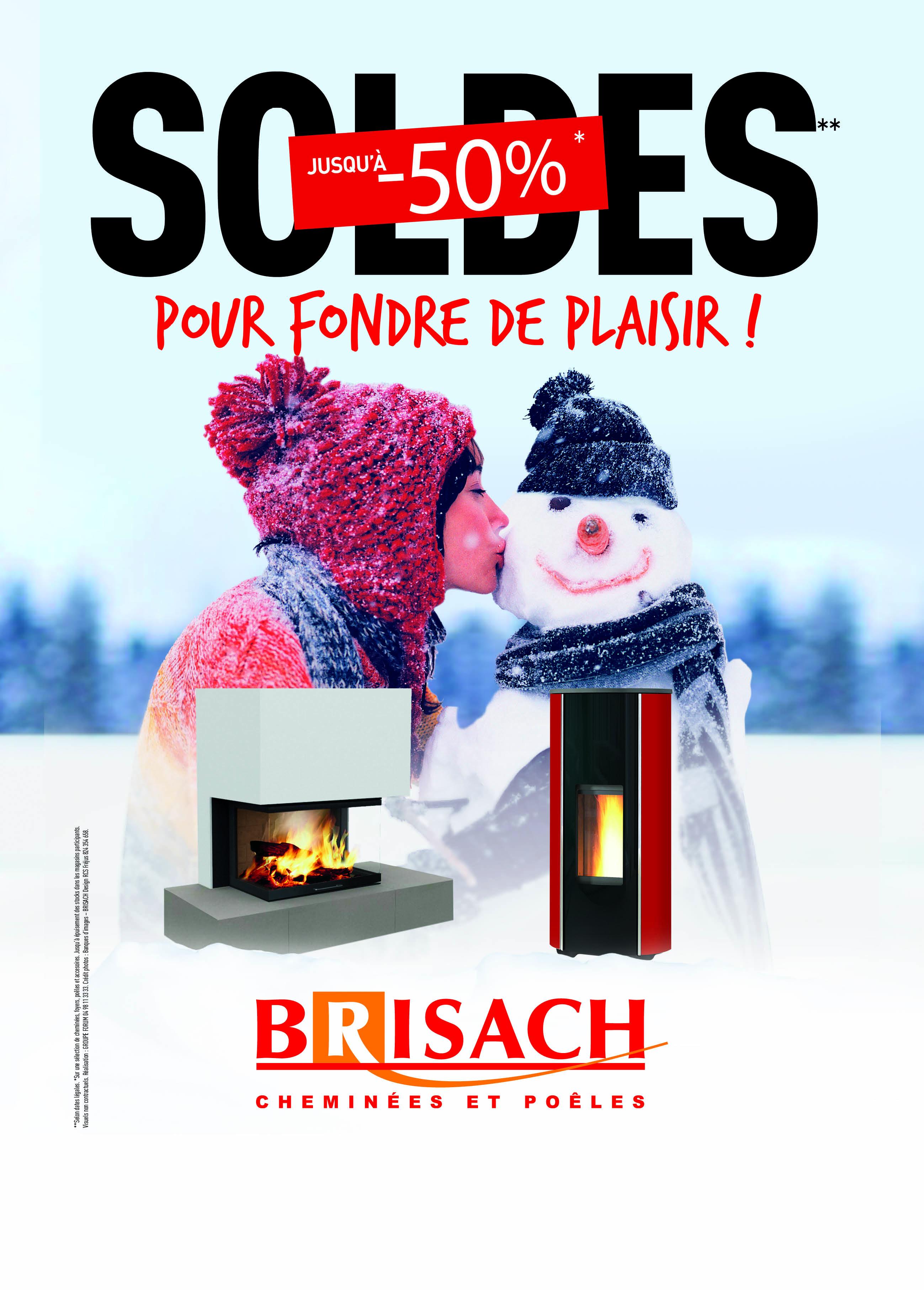 Soldes BRISACH – Pour fondre de plaisir