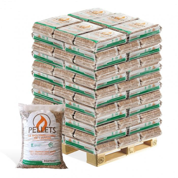Livraison et Stockage de granulés